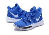 Баскетбольные кроссовки Nike Kyrie 5 Duke Blue - Фото 4