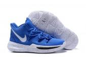 Баскетбольные кроссовки Nike Kyrie 5 Duke Blue - Фото 8