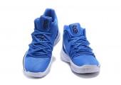 Баскетбольные кроссовки Nike Kyrie 5 Duke Blue - Фото 5