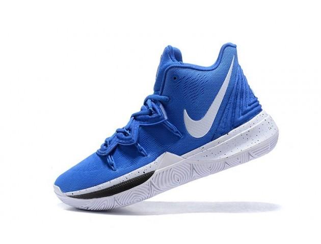 Баскетбольные кроссовки Nike Kyrie 5 Duke Blue