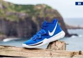 Баскетбольные кроссовки Nike Kyrie 5 Duke Blue - Фото 6