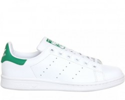 Кроссовки Adidas Stan Smith White/Green