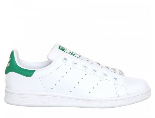 Кроссовки Adidas Stan Smith White/Green