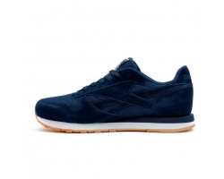 Кроссовки Reebok Classic Leather NP Collegiate Navy