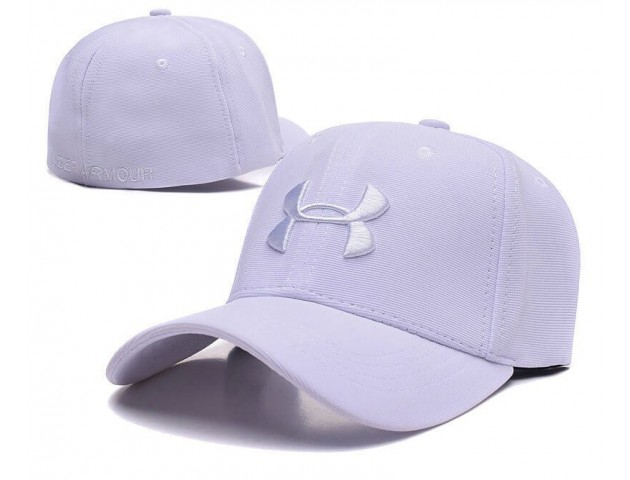 Кепка Under Armour All White