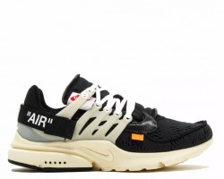 Кроссовки Nike Air Presto The Ten OW Off White