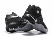 Баскетбольные кроссовки Nike Kyrie 2 BHM Black - Фото 4