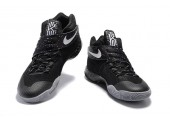 Баскетбольные кроссовки Nike Kyrie 2 BHM Black - Фото 2