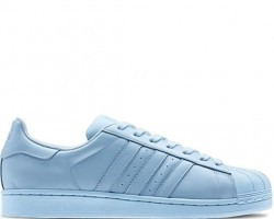 Кроссовки Adidas Superstar Supercolor Light Blue