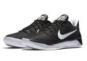Кроссовки Nike Kobe AD Black/White - Фото 1