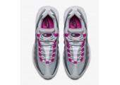 Кроссовки Nike Air Max 95 OG Pure Platinum/Wolf Grey/Hyper Violet - Фото 4