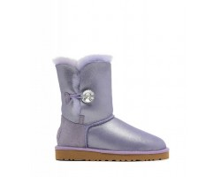 UGG Bailey Button I DO Purple