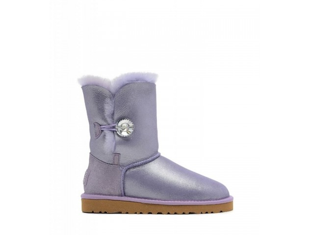 UGG Bailey Button I DO Purple