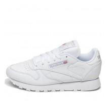 Кроссовки Reebok Classic Leather All White