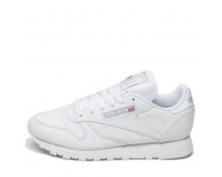 Кроссовки Reebok Classic Leather All White