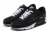 Кроссовки Nike Air Max 90 Black/White - Фото 3