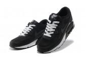 Кроссовки Nike Air Max 90 Black/White - Фото 2