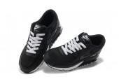 Кроссовки Nike Air Max 90 Black/White - Фото 4