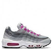 Кроссовки Nike Air Max 95 OG Pure Platinum/Wolf Grey/Hyper Violet