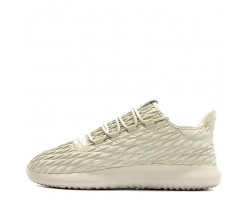 Кроссовки Adidas Tubular Shadow Knit Beige